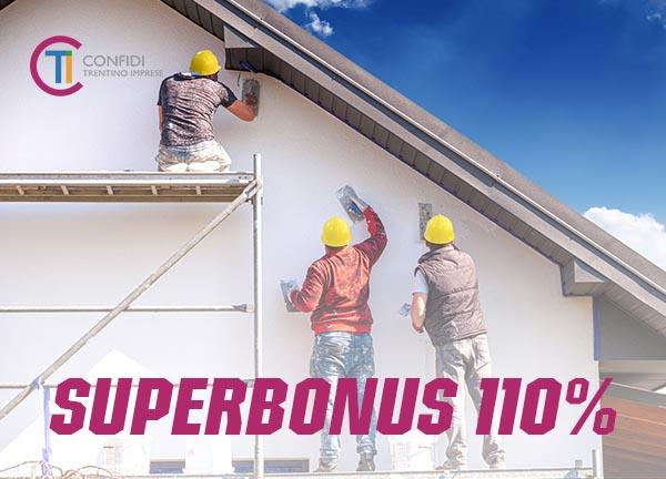 Superbonus 110% Confidi Trentino Imprese